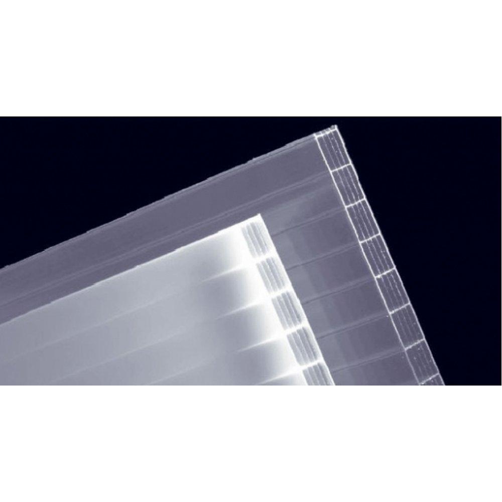 Placa policarbonat fumuriu 10mm
