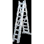 Scara din aluminiu 3 tonsoane 7 trepte