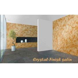 Vopsea decorativă cu efect de cristal 750ml pentru interior Crystal-Finish Satin