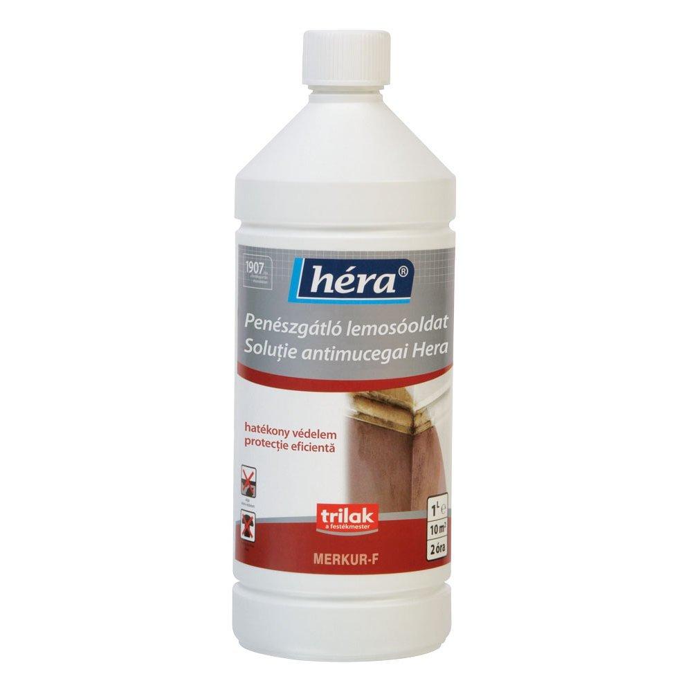 Hera soluție antimucegai pentru pereți interiori/exteriori 1l